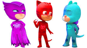 Small Picture PJ Masks Coloring Pages ABC Alphabet Song Episode 6 PJ Masks