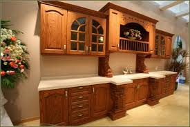 Oak Kitchen Cabinets And Wall Color Honey Oak Cabinets Home Design Ideas