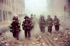 Image result for IMAGES OF 911 FIREFIGHTERS