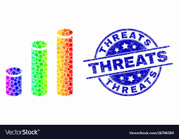 Spectrum Chart Spectrum Dotted Cylinder Chart Icon And