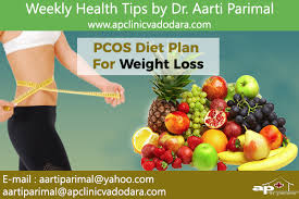 Pcos Diet Chart For Weight Loss Pcos Diet Plan For Weight Loss A P Clinic Vadodara