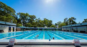 swimming pool. Magill Outdoor Swimming Pool
