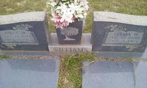 Design A Headstone App Selma Higginbotham Williams 1900 1965 Find A Grave Memorial