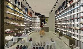 Cách bài trí cửa hàng giày dép dễ dàng thu hút khách