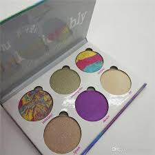 love luxe beauty fantasy palette makeup you are unbelievably beautiful highlighters eyeshadow eye shadow smokey eyeshadow best eyeshadow from carrychu