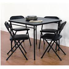 folding table chairs set. great folding chairs and table set with fascinating plastic steel