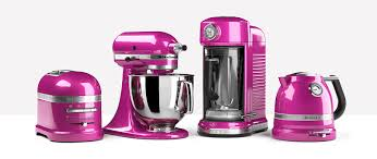 Pink Small Kitchen Appliances Our Commitment Kitchenaid Uk Site