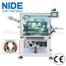 fully automatic bldc stator needle coil winding machine for ceiling fan electric motor
