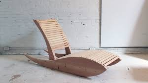 Diy Rocking Lounge Chair 10 Youtube