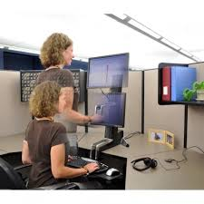 study looks at health benefit of sit stand desks at work