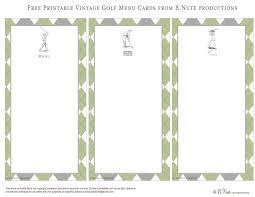 30 Images Of Free Printable Menu Card Template Leseriail Com
