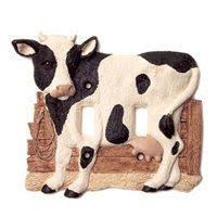 kitchen light switch covers kitchen. Check Out The Vicki Lane Designs Country Cow Black And White Double Switch Plate Kitchen Light Covers S