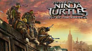 teenage mutant ninja turtles out of the shadows poster के लिए चित्र परिणाम
