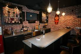 bar designs for the home. large size of interior:wooden bar designs for home basement sports intended splendid the i