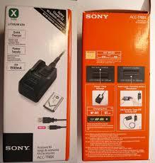 Обзор на <b>набор зарядное</b> устройство + <b>аккумулятор</b> Sony ACC ...