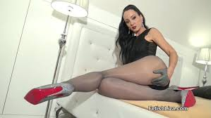 Quality pantyhose fetish pictures in