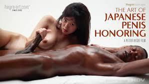 The Art Of Japanese Penis Honoring Hegre