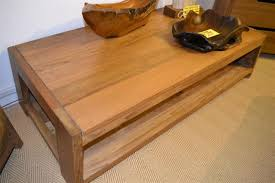 Small Picture Coffee Table Unique Teak Coffee Table For Outdoor The New Way Home