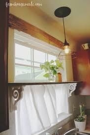 Andrew and I finished the sink/window area of the builder-basic to rustic