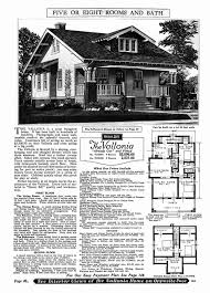 1910 craftsman house plans