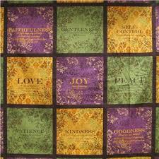 CCT2-6 Fruit of the Spirit Fabric | Quilt Fabrics | Pinterest ... & CCT2-6 Fruit of the Spirit Fabric Adamdwight.com