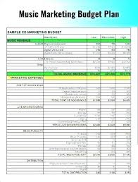 Sales Budgets Templates Retail Budget Template Free Excel Spreadsheet Templates