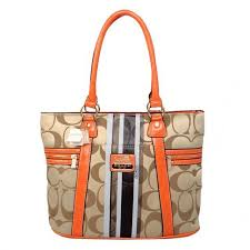 Discount Coach Zip In Signature Medium Khaki Totes Bfk Outlet awhhF