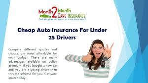 auto insurance quotes for drivers under 25 with best affordable