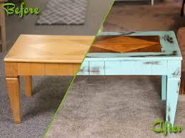 repurpose furniture. Repurposed Furniture Ideas Before And After With Blue Color Repurpose U