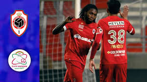 Antwerp vs Zulte Waregem (0-1) Match Highlights - YouTube