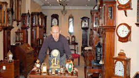 wow finest antique clocks for sale antique shops london