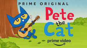Amazon Launching Animated Kids Series Pete The Cat September 21