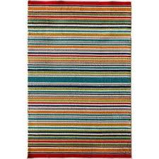 patio brights santee multi 8 ft x 10 ft indoor outdoor area rug