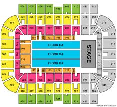 Us Arena Cincinnati Seating Chart Us Cellular Arena Seating Chart