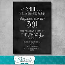 male surprise birthday invitations surprise party evite