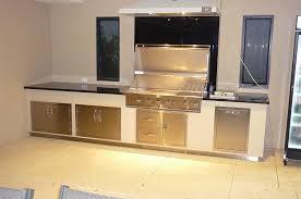 stainless steel outdoor kitchen melbourne outdoor designs