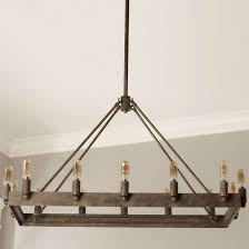 absolutely design arturo 8 light rectangular chandelier 24