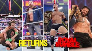 WWE Royal Rumble 31 January 2021 Highlights HD - WWE Royal Rumble 2021  Highlights HD - YouTube