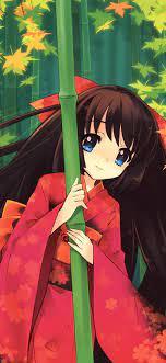 Anime Girl Japan Wallpapers - Wallpaper ...