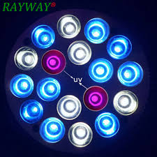 Goede Koop Led Aquarium Licht 18 W E27 Uv Blauw Wit Led Plant