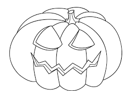 Small Picture Pumpkin Free Halloween Coloring Pages For Toddlers Hallowen