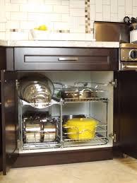 Lowes Pot Organizer Decorations Kitchen Cabinet Organization