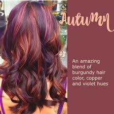 How To Choose Red Violet Hair