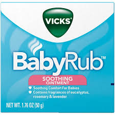 Vicks BabyRub Soothing Ointment Respiratory Care from Stop & Shop ...