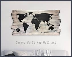 united states map wall hanging refrence wood wall art wood map home wall decor fice decor
