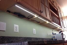 led tape light kit kitchen