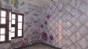 3d Flex wallpaper for bed rooms and ...