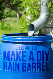 want to save water but still have enough for your garden learn how to build