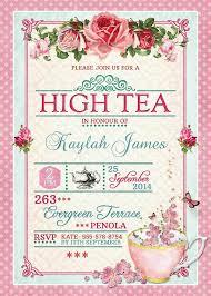 tea party templates formal tea party invitation party invitations brilliant tea party