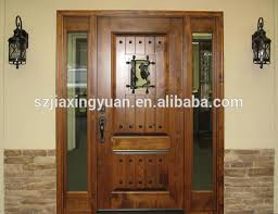 chic single main door designs single main wooden door design rift decorators